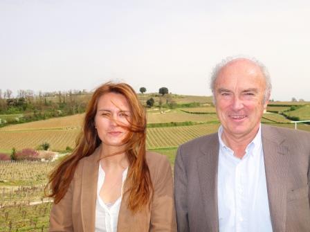 Bordeaux News Alain Vautheir of Chateau Ausone buys Chateau La Clotte