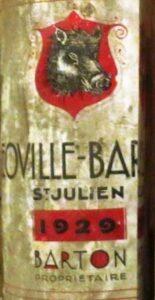 29leovillebarton 155x300 Chateau Leoville Barton St. Julien Bordeaux Complete Guide
