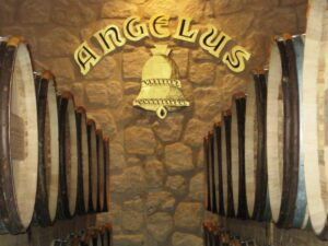 Angelus Barrel 300x225 2010 Angelus Hubert de Bouard On Top Of His Game