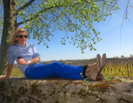 April St. Emilion Corbin Anabelle Cruse Chateau Corbin St. Emilion Bordeaux, Complete Guide