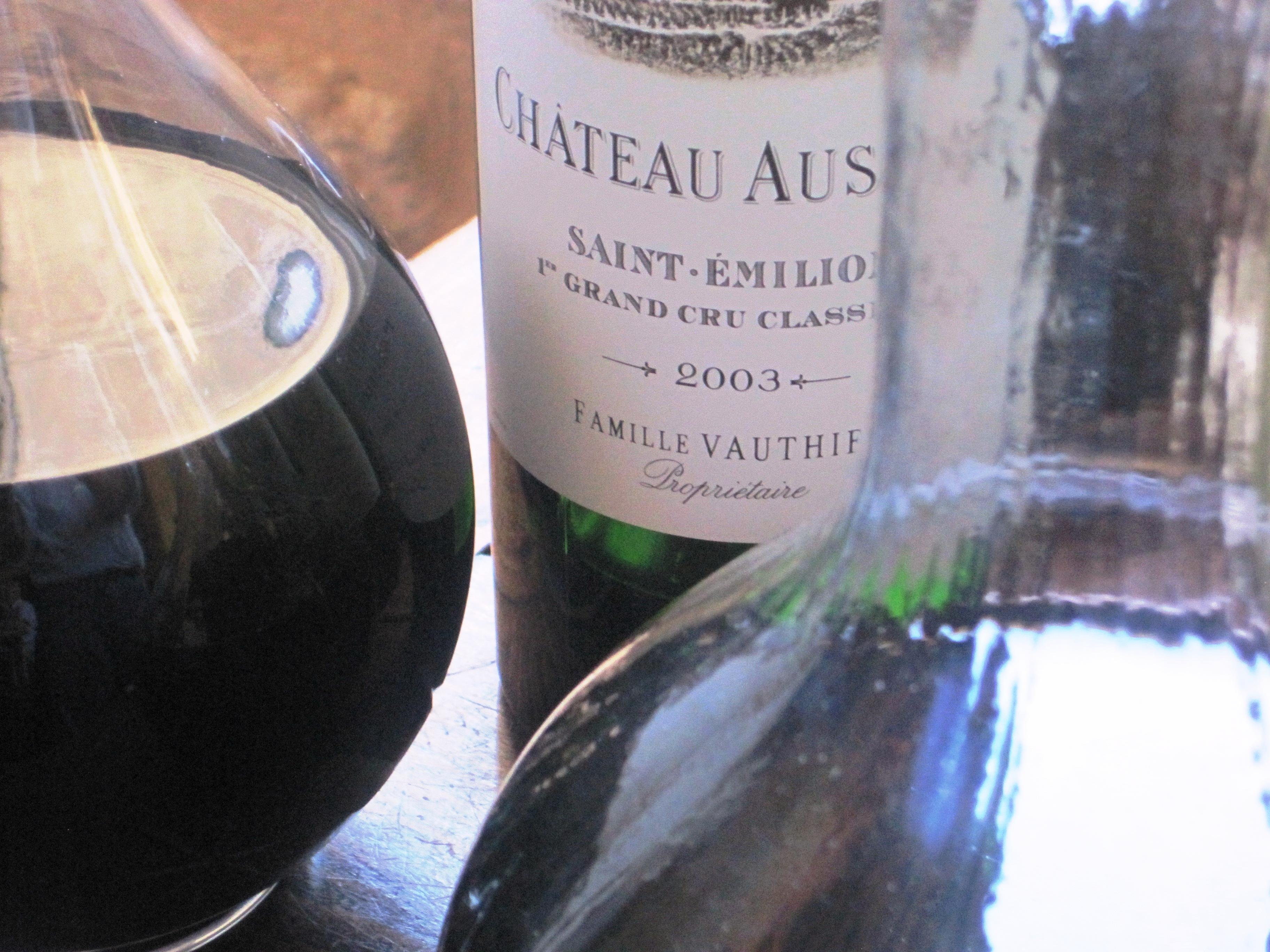 Chateau Ausone Chapelle d'Ausone 2010 Bordeaux Red Blends Wine Red Blends Wine