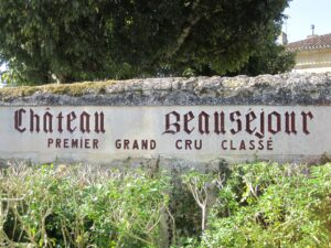 Beausejour 300x225 Chateau Beausejour Duffau Lagarrosse St. Emilion Complete Guide