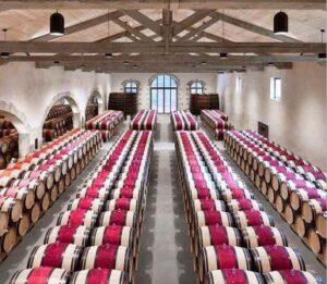 Chateau Calon Segur Cellars 300x261 Chateau Calon Segur St. Estephe, Bordeaux,  Complete Guide