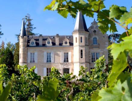 Chateau Haut Bergey Chateau Haut Bergey Pessac Leognan Bordeaux, Complete Guide