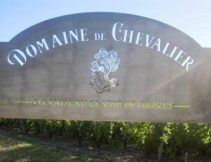 Chevalier 300x231 Domaine de Chevalier Pessac Leognan Bordeaux, Complete Guide