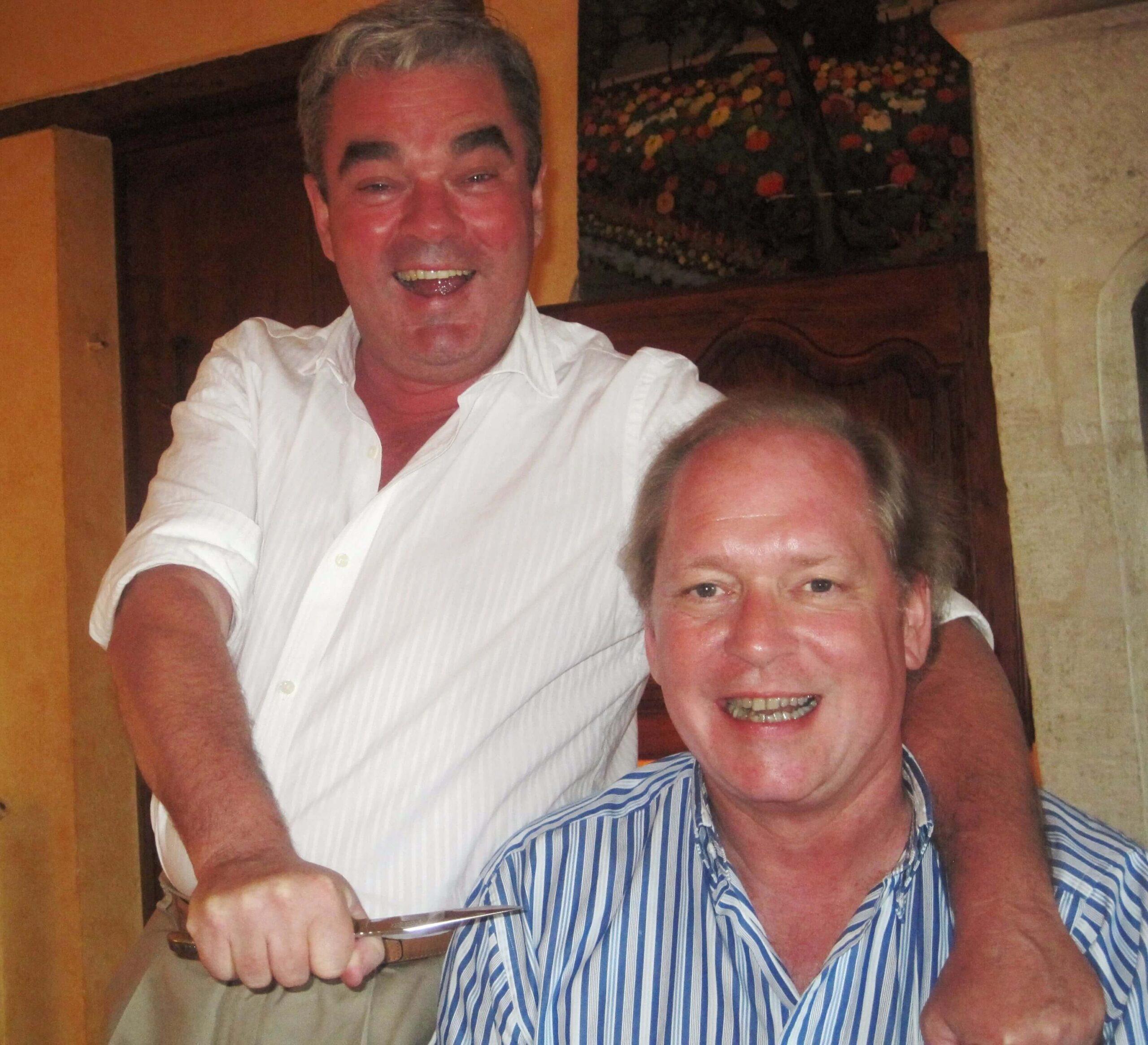 """Jeffrey Davies Pt 2 """"Bordeaux Old World Vins Technologiques""""?"""