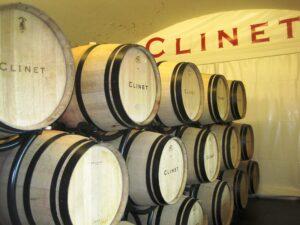 Clinet Barrels 300x225 Chateau Clinet Pomerol Bordeaux, Complete Guide