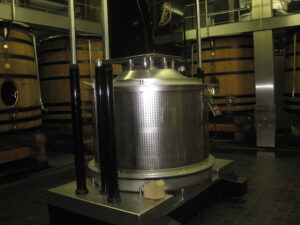 Clinet Vats 300x225 Chateau Clinet Pomerol, Rich, Supple, Sensuous Bordeaux Wine