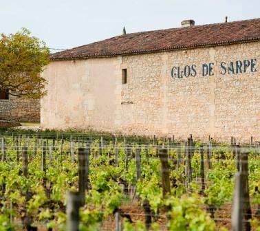 Clos de Sarpe Chateau