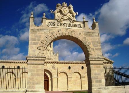 Cos dEstournel Chateau1 Chateau Cos dEstournel St. Estephe Bordeaux Wine, Complete Guide