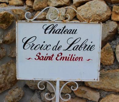 Croix de Labrie Chateau Croix de Labrie St. Emilion Bordeaux, Complete Guide