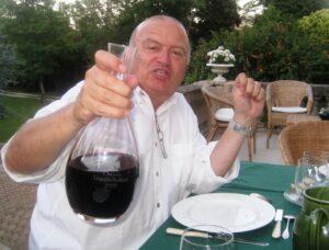 DIdier diner 3 300x228 Chateau Leoville Poyferre St. Julien Bordeaux Wine