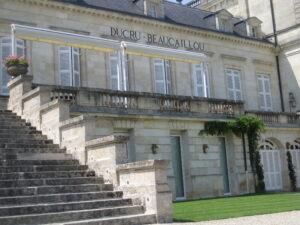 Ducru Fron t sign 300x225 Chateau Ducru Beaucaillou St. Julien Bordeaux Wine Complete Guide