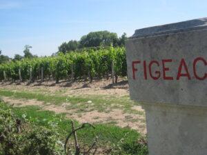 Figeac Sign 300x225 Chateau Figeac St. Emilion Bordeaux, The Complete Guide