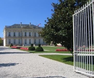 Gruaud Larose Chateau