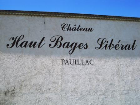 Haut Bages LIberal1 Chateau Haut Bages Liberal Pauillac, Bordeaux, Complete Guide
