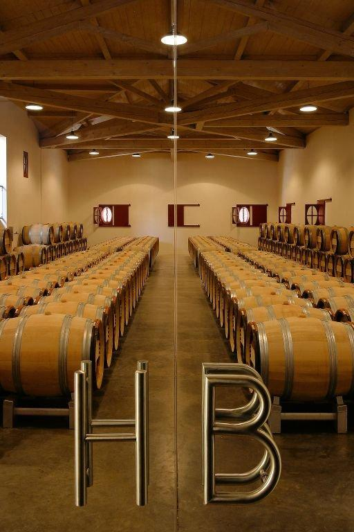 Haut Bailly Glass doors Wine Tasting Notes, Ratings