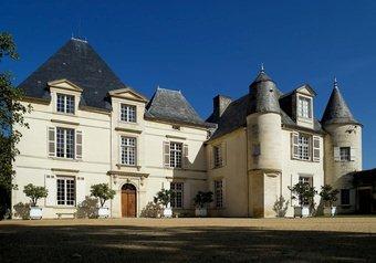 Haut Brion Facade1 Chateau Haut Brion Graves Pessac Leognan Bordeaux