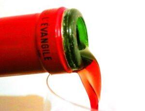 LEvangile Pour 300x230 Chateau LEvangile Pomerol Bordeaux Wine, Complete Guide