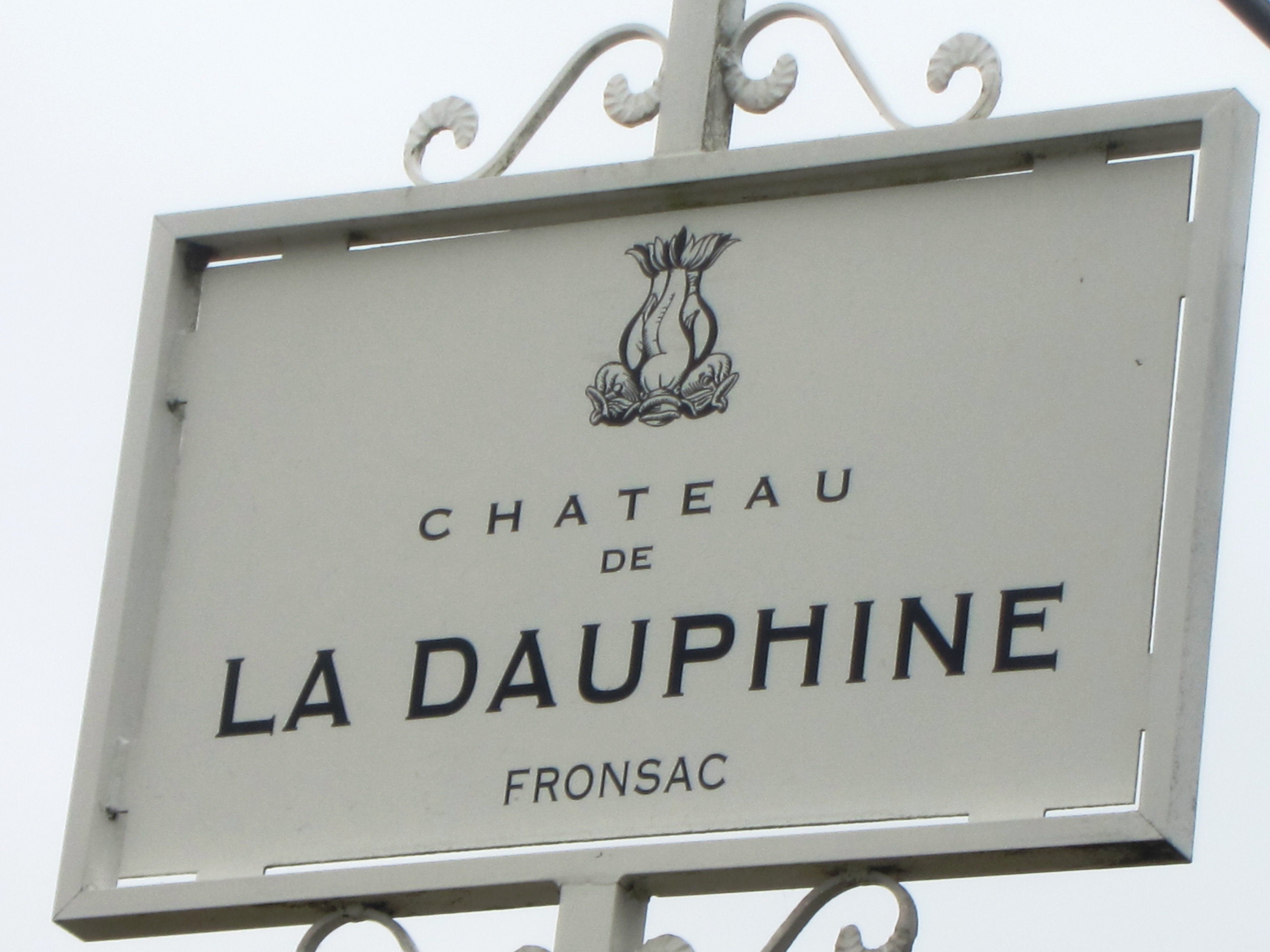 Chateau La Dauphine  2010 Bordeaux Red Blends Wine Red Blends Wine