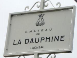 La Dauphine2 300x224 Chateau de La Dauphine Fronsac Bordeaux Wine, Complete Guide