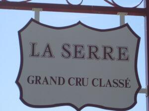 La Serre Sign 300x225 Chateau La Serre St. Emilion Bordeaux, Complete Guide