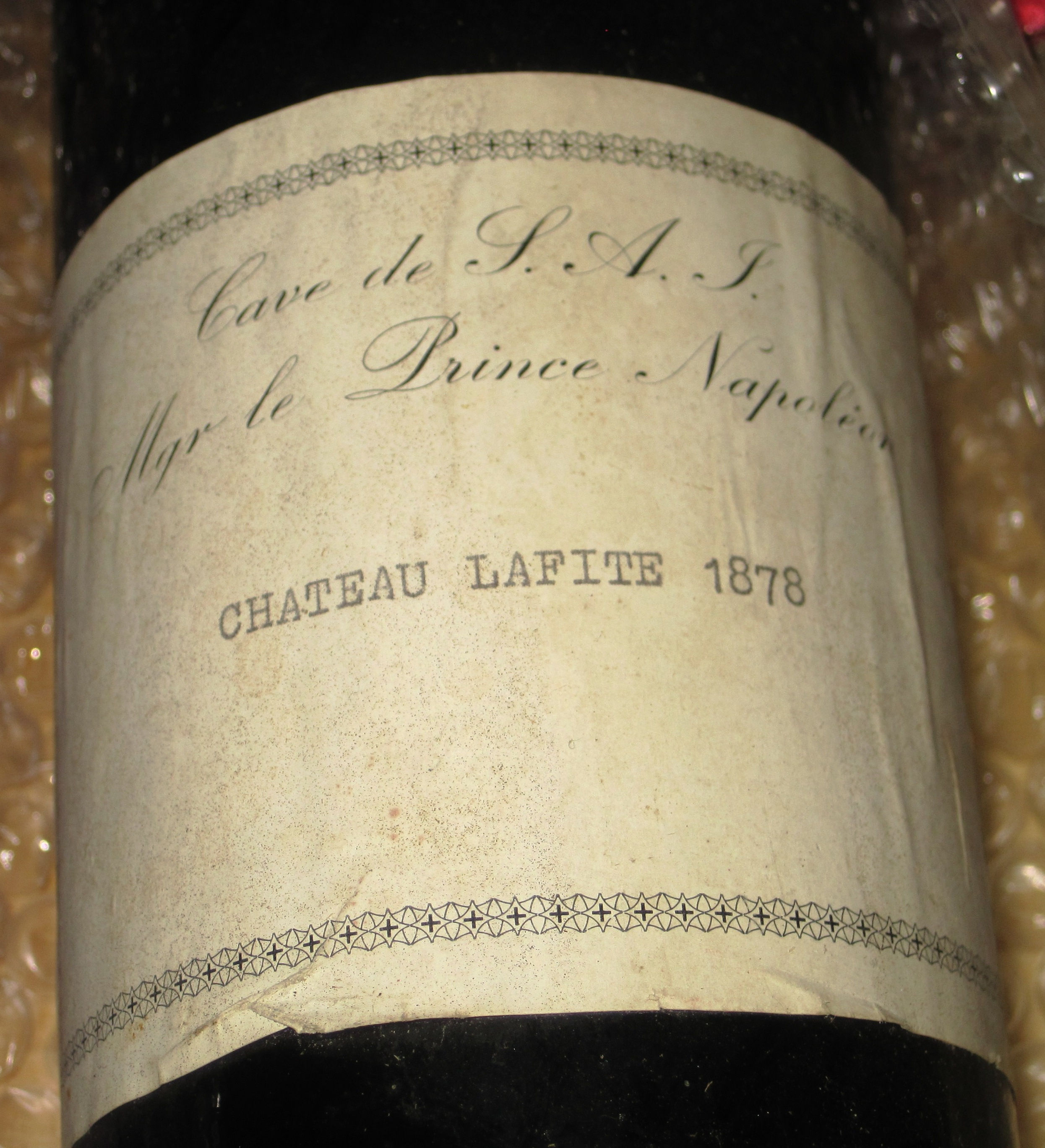 Chateau Lafite-Rothschild  2010 Bordeaux Red Blends Wine Red Blends Wine