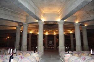 Lafite Rothschild Cellars 300x200 Chateau Lafite Rothschild Pauillac, Bordeaux, Complete Guide