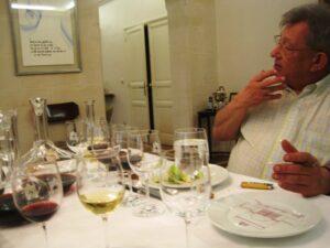 Las Cases lunch 300x225 Leoville Las Cases Jean Hubert Delon and the longest lunch in Bordeaux