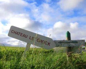 Le Crock Sign 300x240 Chateau Le Crock St. Estephe Bordeaux, Complete Guide