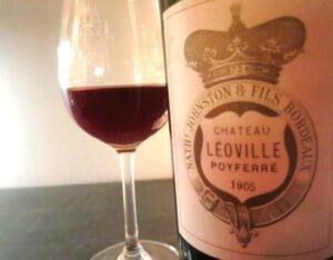 Leoville Poyferre 1905 300x234 Chateau Leoville Poyferre St. Julien Bordeaux Wine, Complete Guide