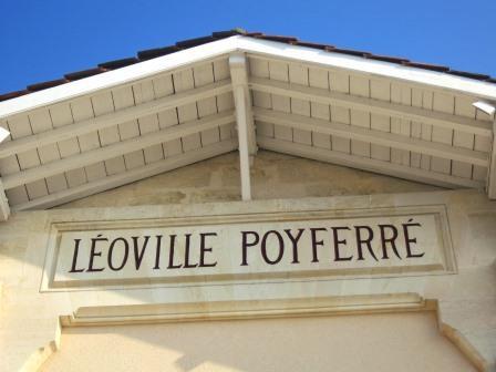 Leoville Poyferre Chateau