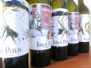 Liber Pater  2006 Bordeaux Red Blends Wine Red Blends Wine