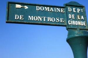 Montrose Sign 300x201 Chateau Montrose St. Estephe Bordeaux, Complete Guide