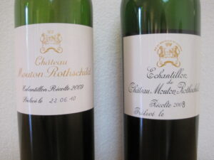 Mouton Barrel 300x225 Which Bordeaux wine choice? Chateau Margaux,or Mouton Rothschild?