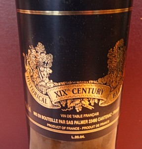 Palmer pic 287x300 Chateau Palmer Margaux Bordeaux Wine, Complete Guide