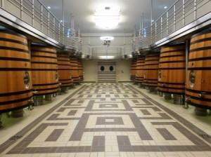 Pavie Barrel Cellars 300x224 Chateau Pavie St. Emilion Bordeaux, Complete Guide