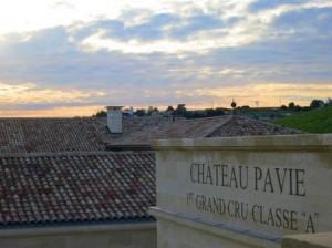 Pavie Sky 300x224 Chateau Pavie St. Emilion Bordeaux, Complete Guide