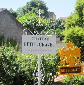 Petit Gravet Sign1 295x300 Chateau Petit Gravet Aine St. Emilion Bordeaux, Complete Guide