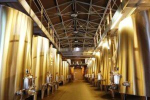 Pichon Lalande new cellars 300x200 Chateau Pichon Comtesse de Lalande Pauillac Bordeaux, Complete Guide