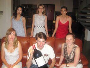 Ronans angels 2 300x225 Chateau Clinet Pomerol, Rich, Supple, Sensuous Bordeaux Wine