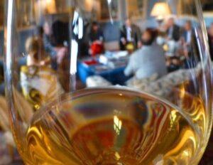 Sauternes in a glass