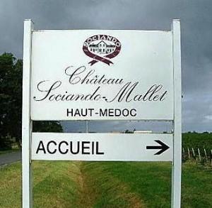 Sociando Mallet 300x293 Chateau Sociando Mallet Haut Medoc Bordeaux, Complete Guide