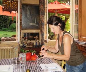 Troplong Kitchen1 300x250 Chateau Troplong Mondot St. Emilion Bordeaux, Complete Guide