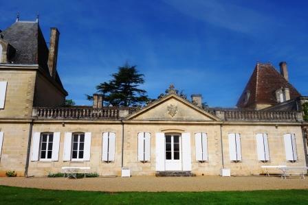 Vieux Chateau Certan Chateau