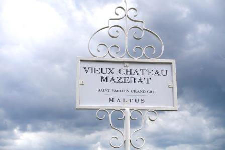 Vieux Chateau Mazerat Vieux Chateau Mazerat St. Emilion Bordeaux, Complete Guide