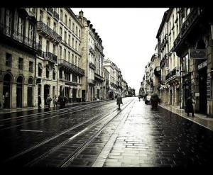 bordeaux street 300x247 1855 Bordeaux Classification of the Medoc, Official History