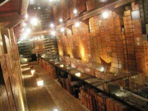 cellar 41 300x225 Napoleons Missing Lafite Rothschild Bordeaux Found in Wine Cellar