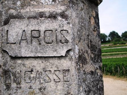 larcis ducasse1 Wine Tasting Notes, Ratings