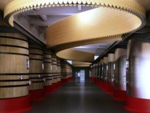 marquis dalesme vat room cellars 300x227 Chateau Marquis dAlesme Margaux Bordeaux Wine, Complete Guide